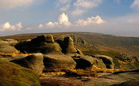 Great autumn walks: Kinder Scout, Peak District